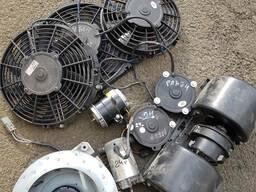 Продам вентиляторы для холодильных установок б/у. Вентилятор