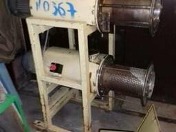 Протирочная машина 2-х корпусная А9-КИГ-3,5Д