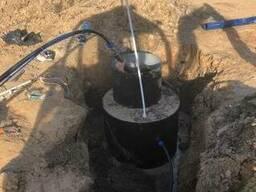 Проверка глубинных насосов и оборудования