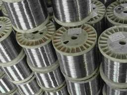Проволока нержавеющая ASTM A493, EN 10270-3