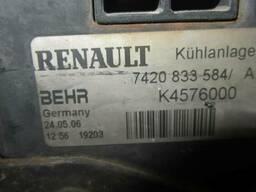Радиатор основной Renault Magnum DXI