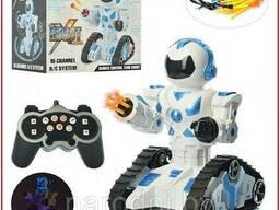 Радиоуправляемый гусеничный робот RC Robot Warrior