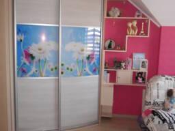 Шкафы-ку, детские и гардеробные комнаты по индивидуальному з