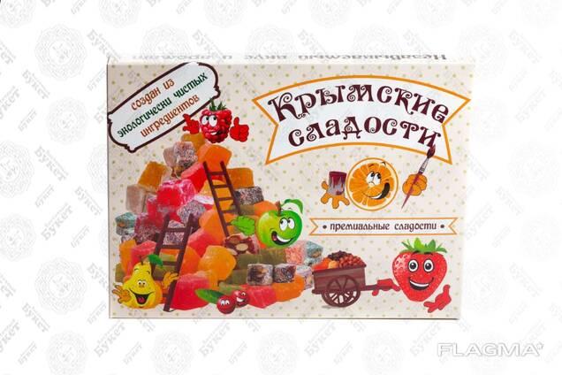 Рахат-лукум из Крыма, 350 гр
