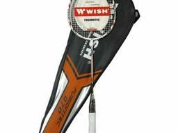Ракетка для бадминтона Wish Fusiontec 970