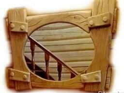 Рамы, рамки для зеркал из массива Дуба.