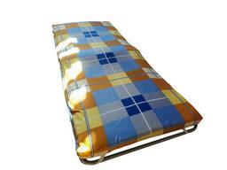 Раскладушка Отдых с матрасом раскладная кровать
