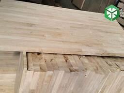 Раскрой изделий из дубового мебельного щита