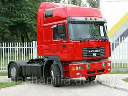 Разборка грузовика МАЗ-МАН 543268