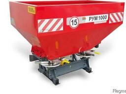 Разбрасыватель минеральных удобрений D-POL1000