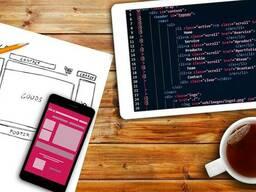 Разработка и создание сайтов, контекстная реклама, дизайн