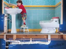 Разводка воды по дому, подключение, пайка труб