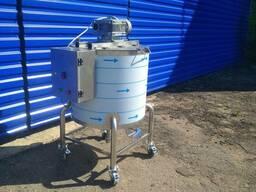 Реактор для приготовление косметических средств 120 литров