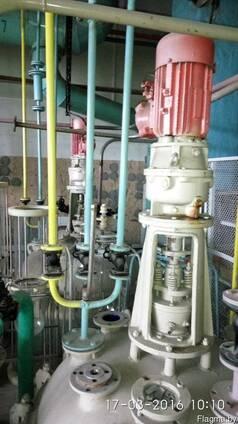 Реакторы и емкости. Емкостное оборудование.