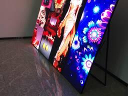 Рекламный светодиодный стенд с шагом пикселя Р3 - фото 2