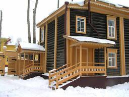 Ремонт деревянного дома. Под ключ.