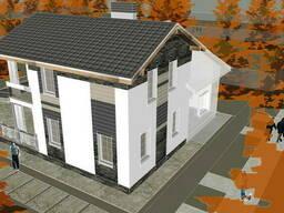 Реконструкция дома, бани, хоз. постройки В Минске!!!, проект