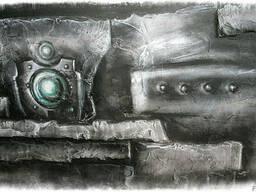 Рельефные картины - фото 3