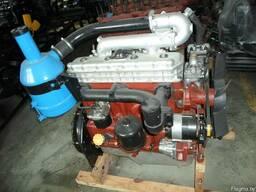 Ремонт двигателей к автотракторной технике