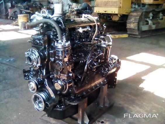 Услуги по капитальному ремонту двигателей.