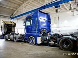 Ремонт, диагностика, техническое обслуживание грузовых авто!