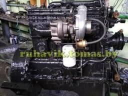 Ремонт двигателя ммз д-245.30е3 для маз 4370,4371,4570