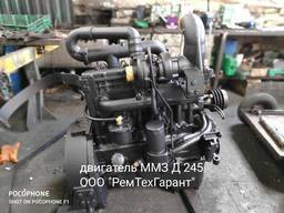 Ремонт двигателя ММЗ д 245.5-31 (МТЗ 890, 950, 892, 952)