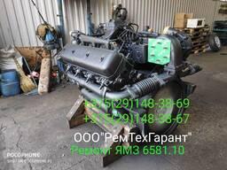 Ремонт двигателя ямз 6581