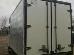 Ремонт грузовых изотермических фургонов