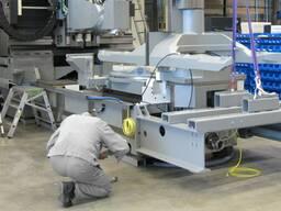 Ремонт и модернизация станков и оборудования