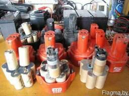 Ремонт и восстановление аккумуляторов для шуруповертов