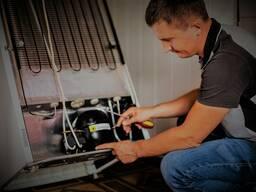 Ремонт и восстановление холодильного оборудования
