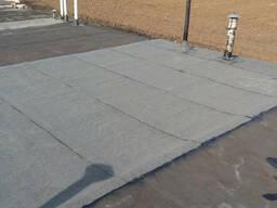 Ремонт крыши гаража (кровельные работы)