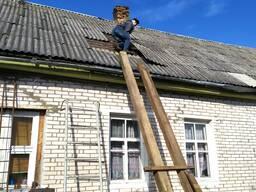 Ремонт крыши Минск Смолевичи Жодино Борисов область район Белорусь