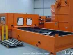 Ремонт лазерного и листогибочного оборудования Bystronic (Би