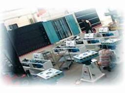 Ремонт оборудования для производства стеклопакетов