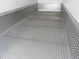 Ремонт пола в изотермическом фургоне - фото 2