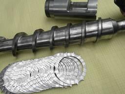 Ремонт прессов механической обвалки типа LIMA . AM2C. Poss,