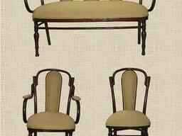Ремонт и реставрация мягкой мебели на дому у клиента - фото 2