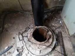 Ремонт скважины замена насоса ЭЦВ в Жодино
