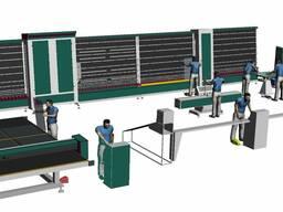 Ремонт станков для производства стеклопакетов
