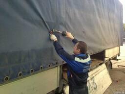 Ремонт тентов в Минске