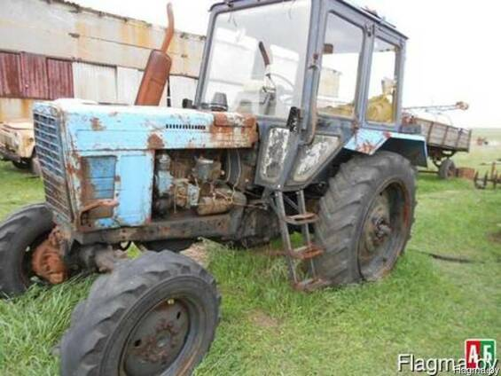 Ремонт, восстановление тракторов МТЗ 82,1221