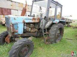 Ремонт,восстановление тракторов МТЗ 82,1221