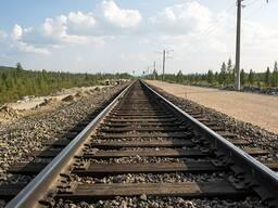 Ремонт железнодорожных и подкрановых путей