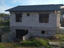 Утепление фасадов, ремонтно- строительные работы