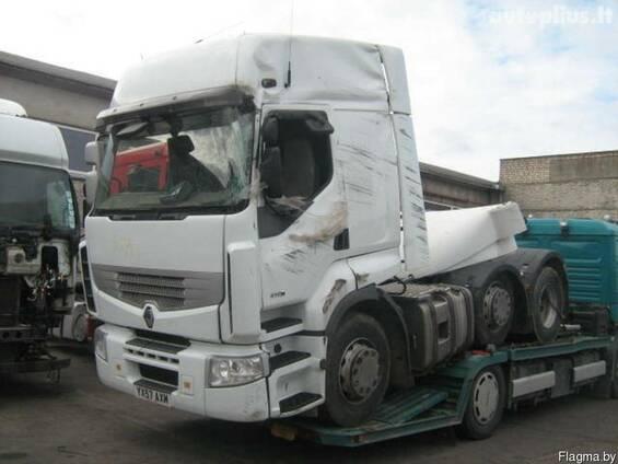 Renault premium dxi. Разборка грузовиков в минске.