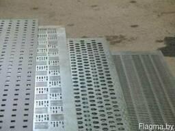 Решета для зерноочистительных машин