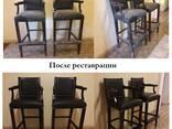 Реставрация деревянной мебели - фото 6