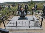 Реставрация мест захоронений - фото 1